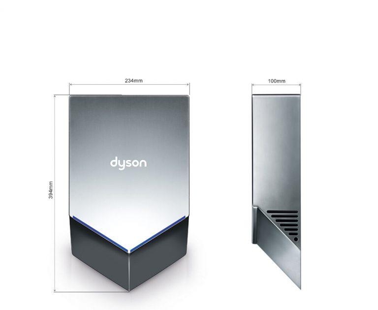 Dyson Airblade V HU02 Hand Dryer